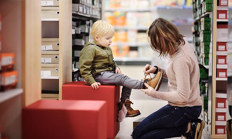 Čevlji za otroka