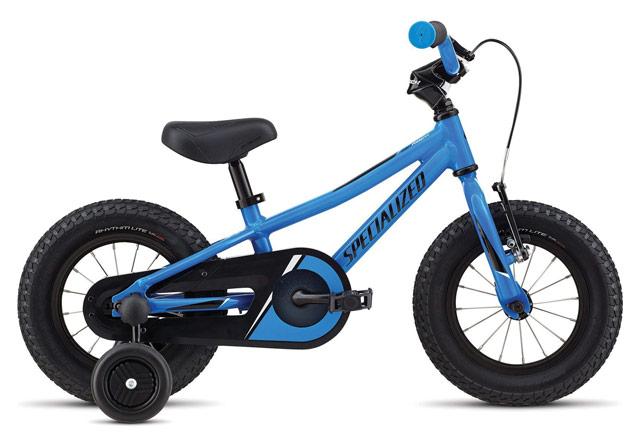 Otroško kolo s pomožnimi kolesi Specialized