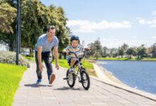 Photo of Otroci in vožnja s kolesom: kako začeti z učenjem?